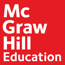 McGraw-Hill Education Logo, white text in a red square
