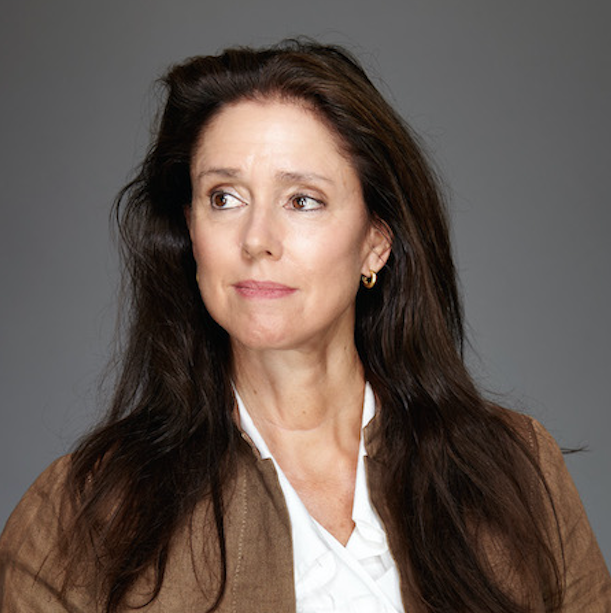 headshot of Julie Taymor